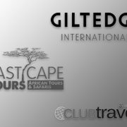 Sure Giltedge, Club Travel East Cape Tours Logo's