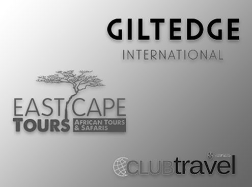 Sure Giltedge, Club Travel East Cape Tours Logo's